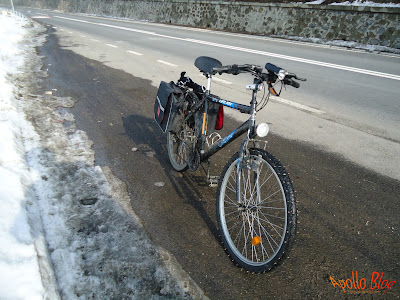 Anvelope cu tepi bicicleta
