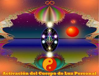 La Activación del Cuerpo de Luz expresa la naturaleza espacial infinita de la Conciencia.