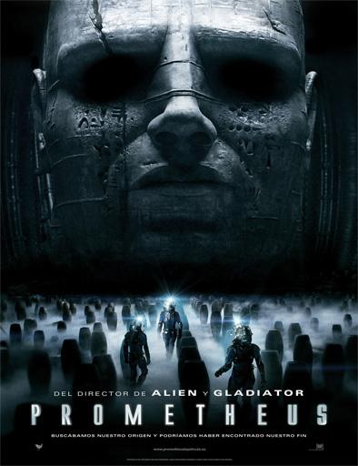 Ver Prometheus (Prometeo) (2012) Online