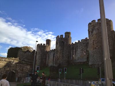 Conwy Food Festival Gwledd Conwy Feast Conwy Castle