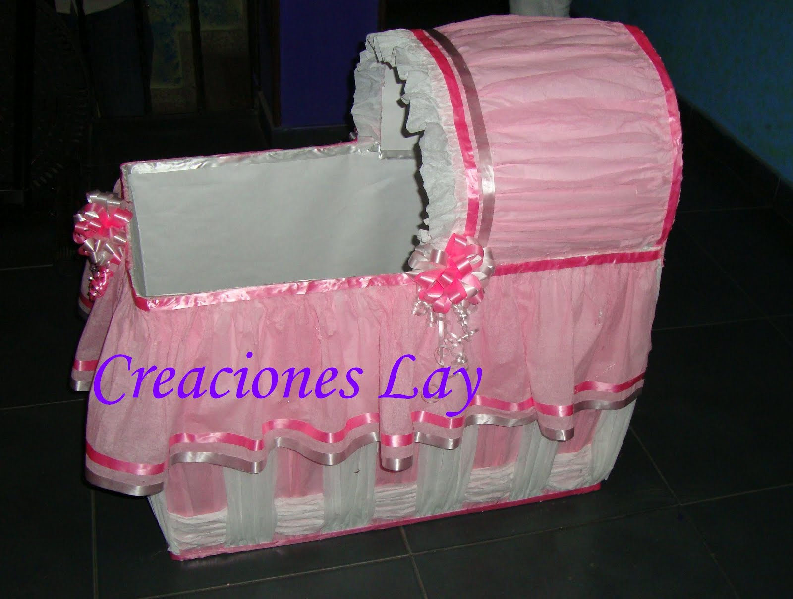 Creaciones lay decoracion baby shower ni a for Decoracion baby shower nina