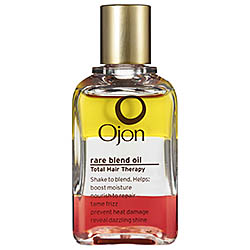 Cynthia Alvarez recommends Rare Blend Oil Total Hair Therapy, $35