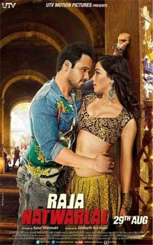Raja Natwarlal (2014) - Hindi DVDRip 300MB at world4free.cc