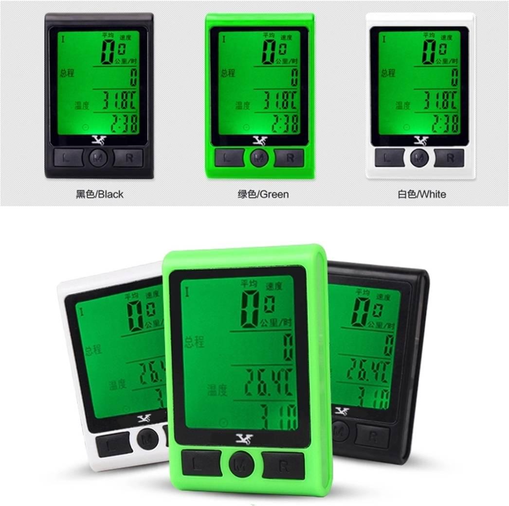 bell wireless speedometer 15 function manual