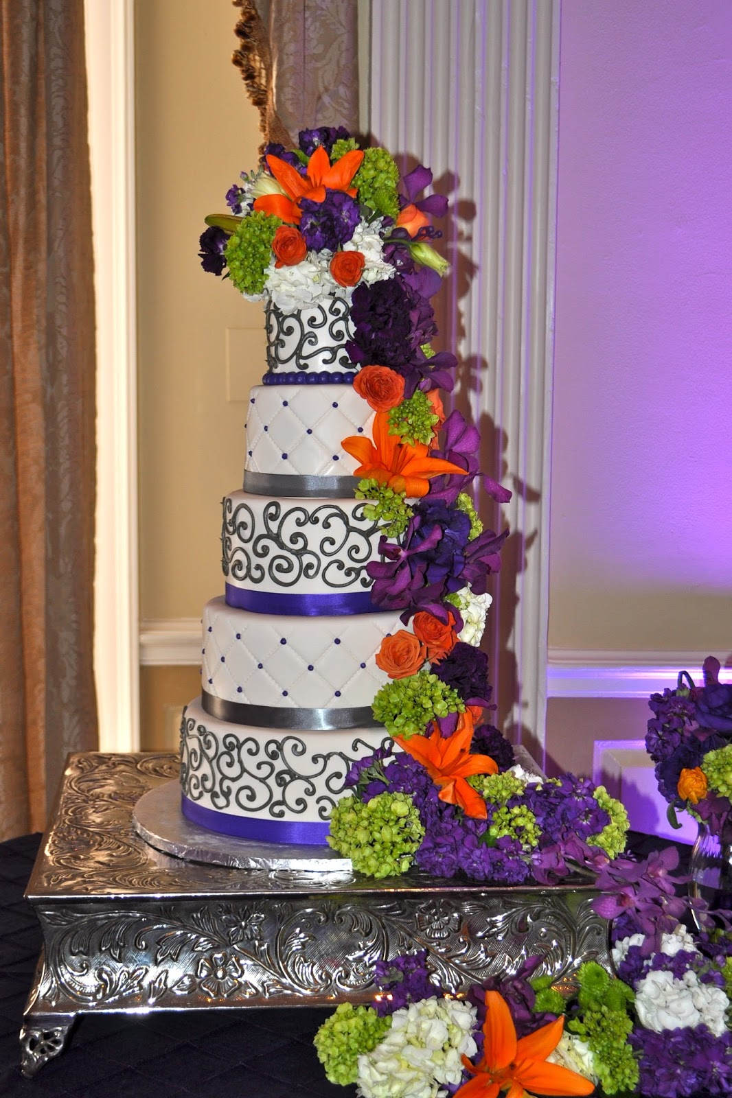Owner And Cake Artist : Leah s Sweet Treats: Custom Cakes Celebration Cakes ...