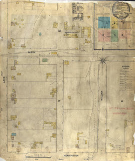 Sanborn Insurance Maps - an overlooked genealogical resource