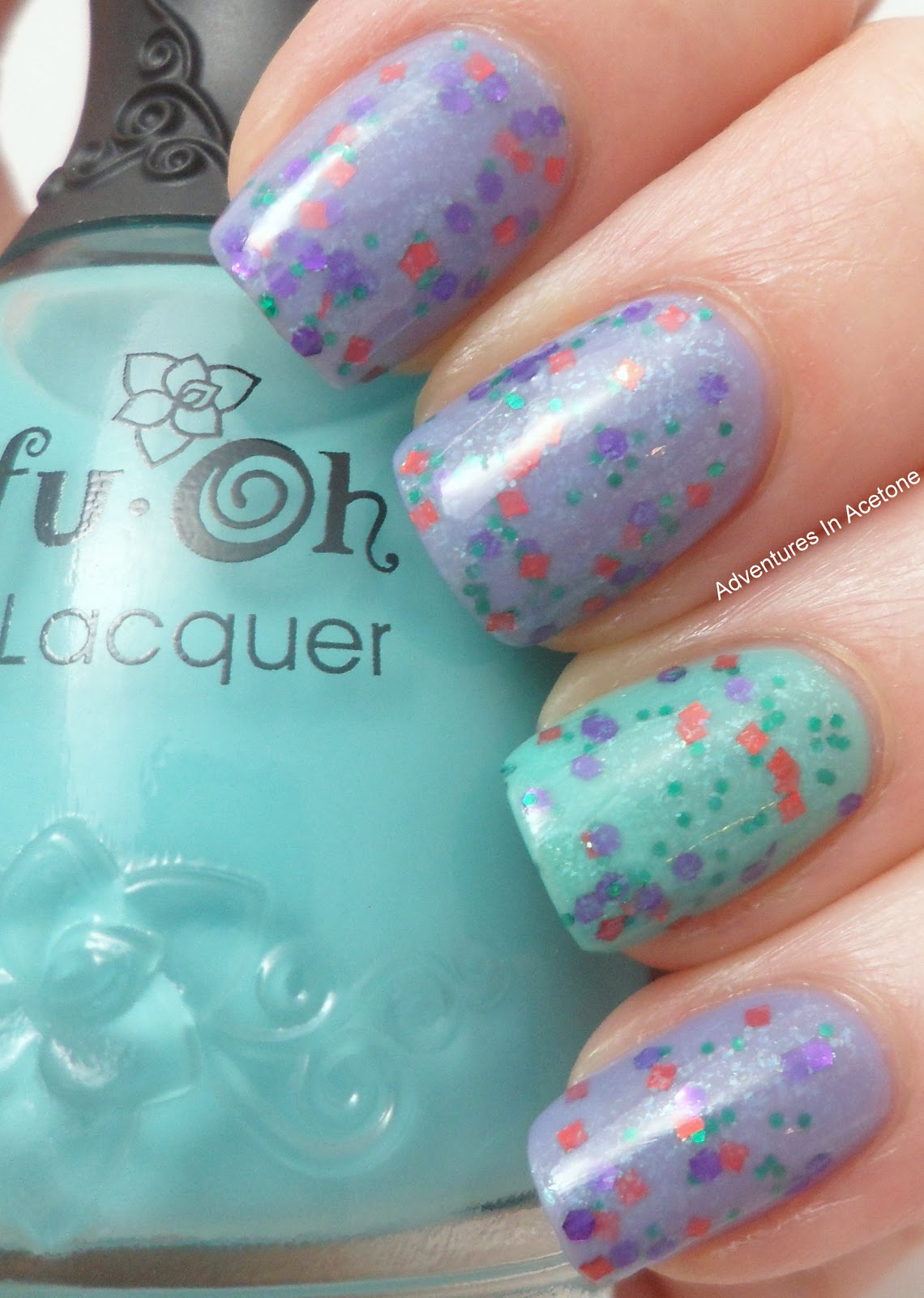 Nfu-Oh Jelly Syrup Mani! - Adventures In Acetone
