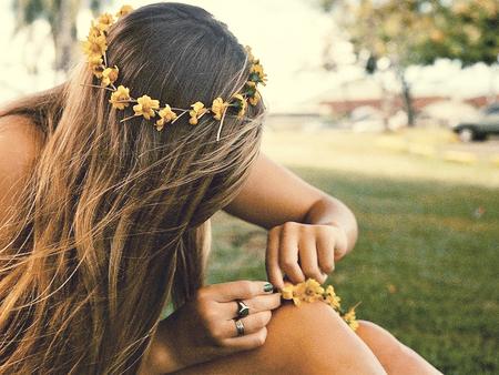 Inspiração para fotografar em campos floridos