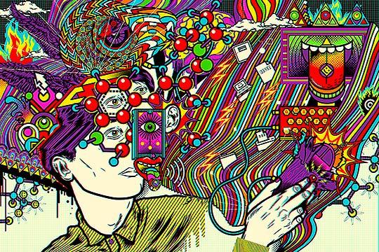 Ilustración de Diego Patiño