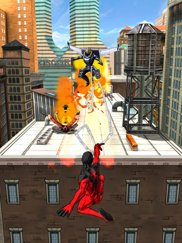 DOWNLOAD Spider-Man: Unlimited APK Android full + data free