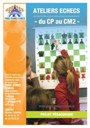 Jeu d'échecs sur temps scolaire :