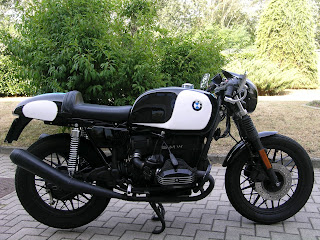 Cafe Beemers  BMW R65 Cafe Racer by Gianmarco