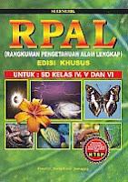 toko buku rahma: buku RANGKUMAN PENGETAHUAN ALAM LENGKAP (RPAL), pengarang sugeng hr, penerbit widya karya