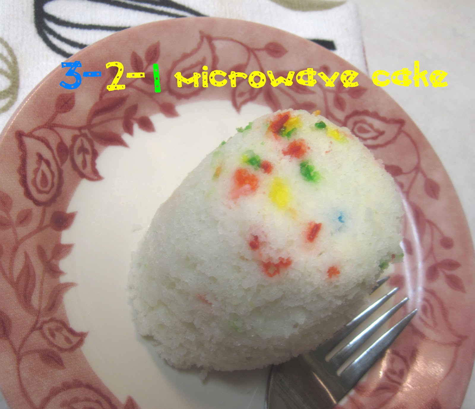 The better baker azing 3 2 1 microwave cake 3 2 1 microwave cake recipe alert forumfinder Gallery