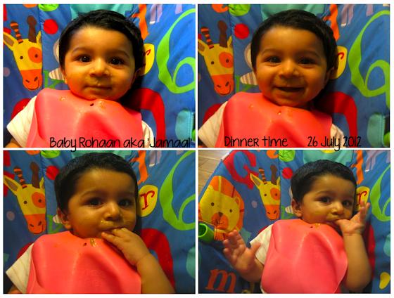 ramadan baby photo