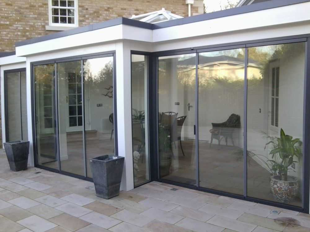 Sliding Patio Doors with Side Windows 1000 x 750