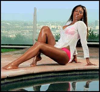 RadarOnline.com reports that former Miss USA/ Actress Kenya Moore is the ...
