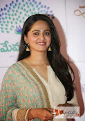 Anushka at MemuSaitham Dinner-thumbnail-5
