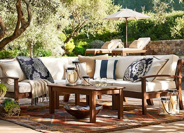 Muebles para exteriores oudoor furniture seccionales for Muebles para patios exteriores