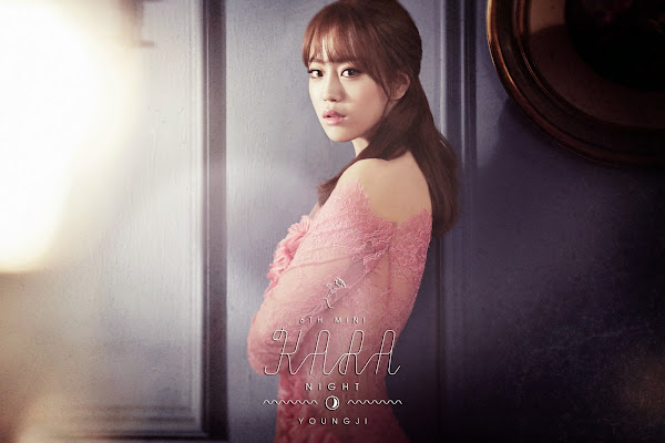 Youngji KARA Day & Night