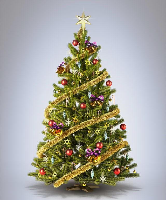 christmas xmas Wallpapers: 3d christmas tree, Animated gif ...