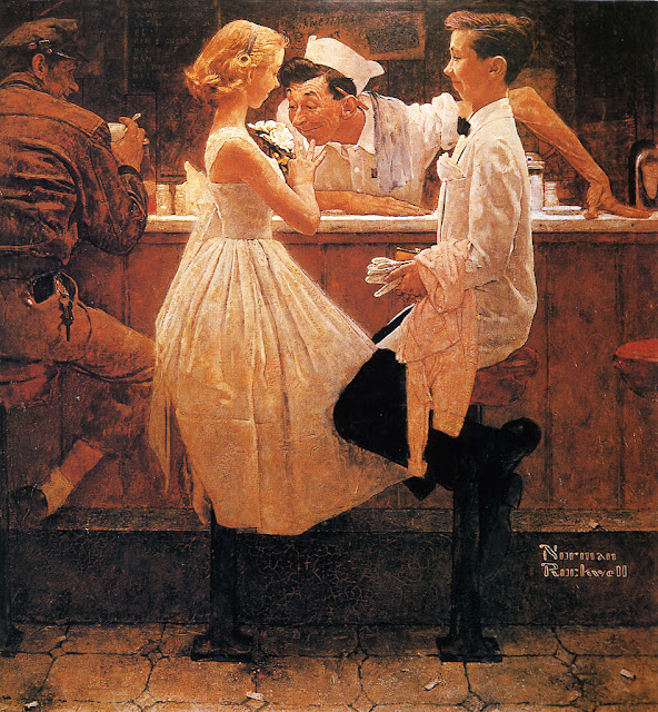 a biography of norman rockwell the american painter and illustrator A new biography of norman rockwell suggests the iconic american painter may have secretly been gay—or even a closeted pedophile—touching off a feud with surviving members of the rockwell family.