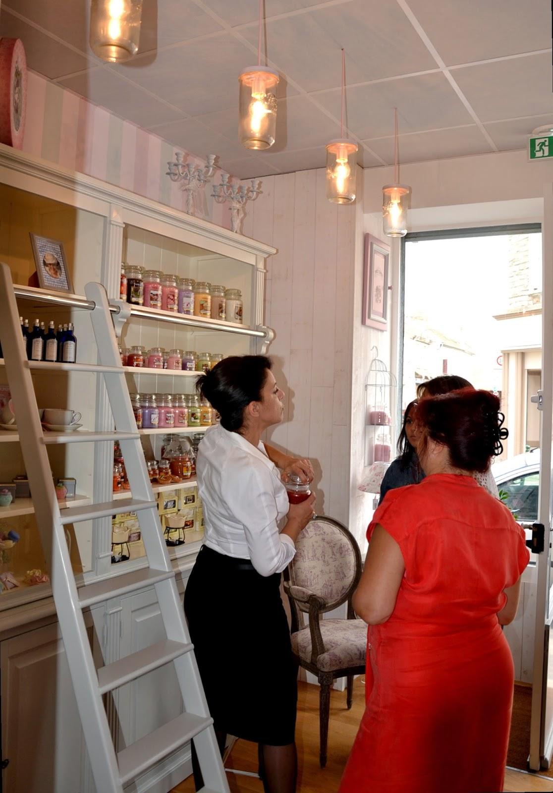 Histoire des commerces de milly la foret septembre 2014 for Interieur chic et cosy