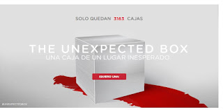 Caja Unexpected Box Dolce Gusto