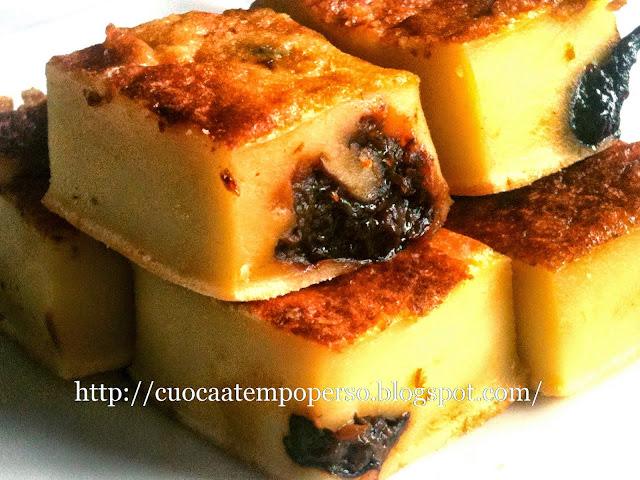 dolce francese far breton prugne secche e  latte