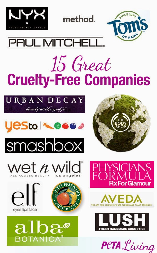 companies that do not animal test