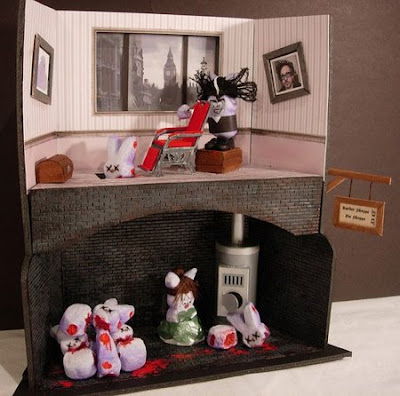 Cool Peeps Dioramas Seen On www.coolpicturegallery.us