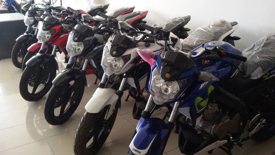 Foto Yamaha Vixion New 2015