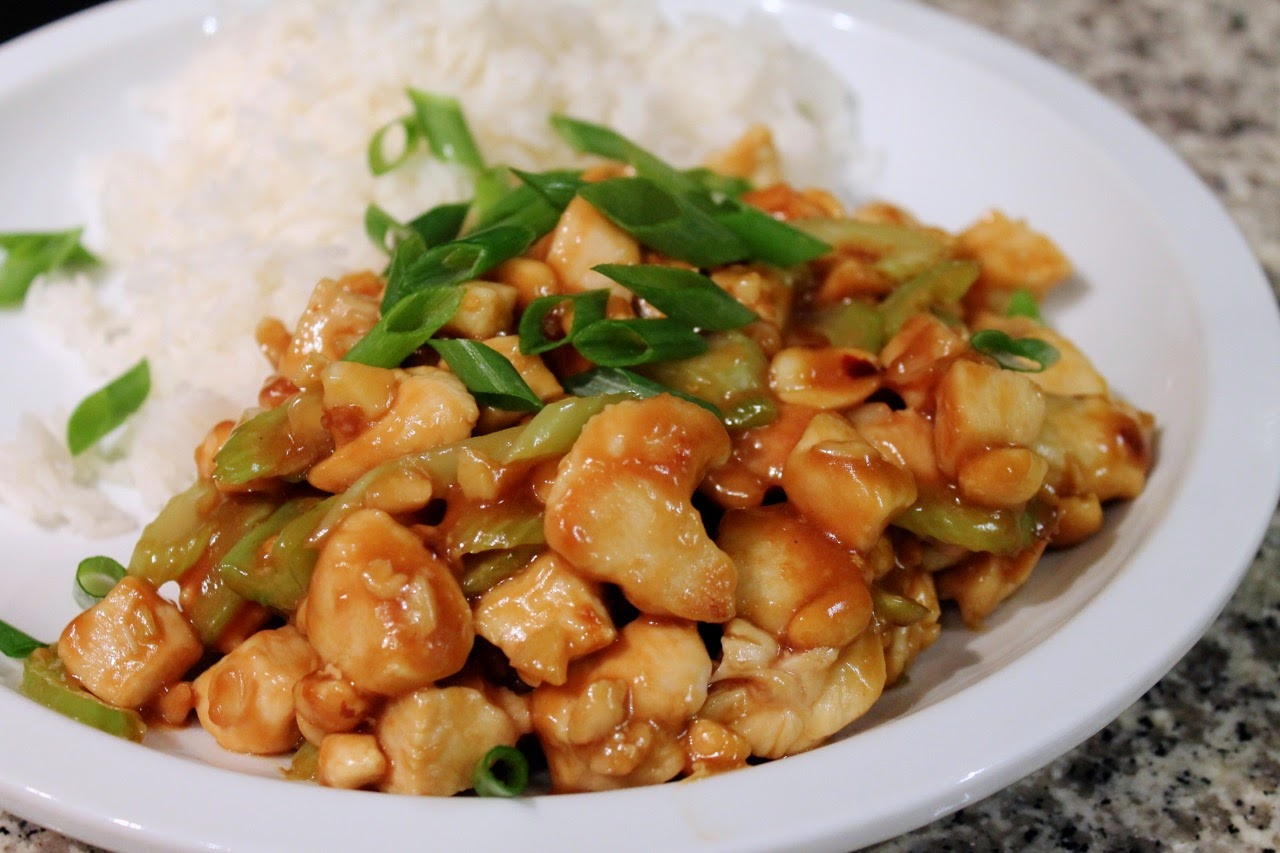 Cook In / Dine Out: Kung Pao Chicken