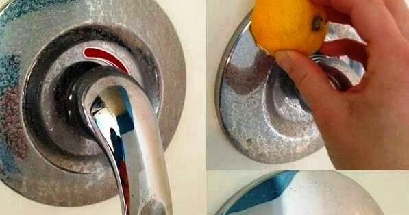 Tabl n de ingenios limpiar manchas de cal - Limpiar tuberias de cal ...