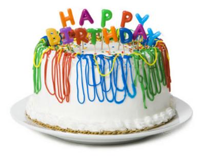 Sam's Birthday Tribute to Me