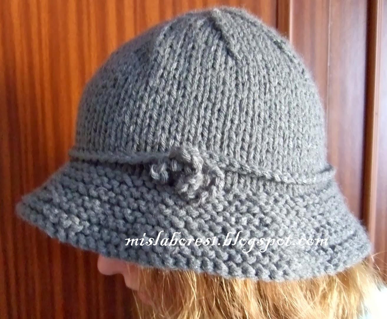 Magnífico Las Pautas De Sombreros Del Ganchillo Friso - Ideas de ...