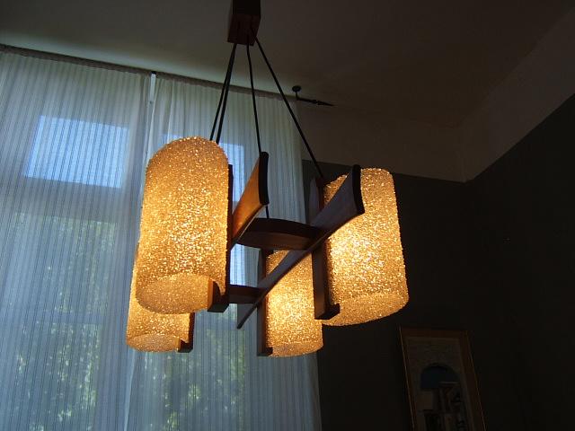 la belle poque lustre danois des ann es 50 60. Black Bedroom Furniture Sets. Home Design Ideas