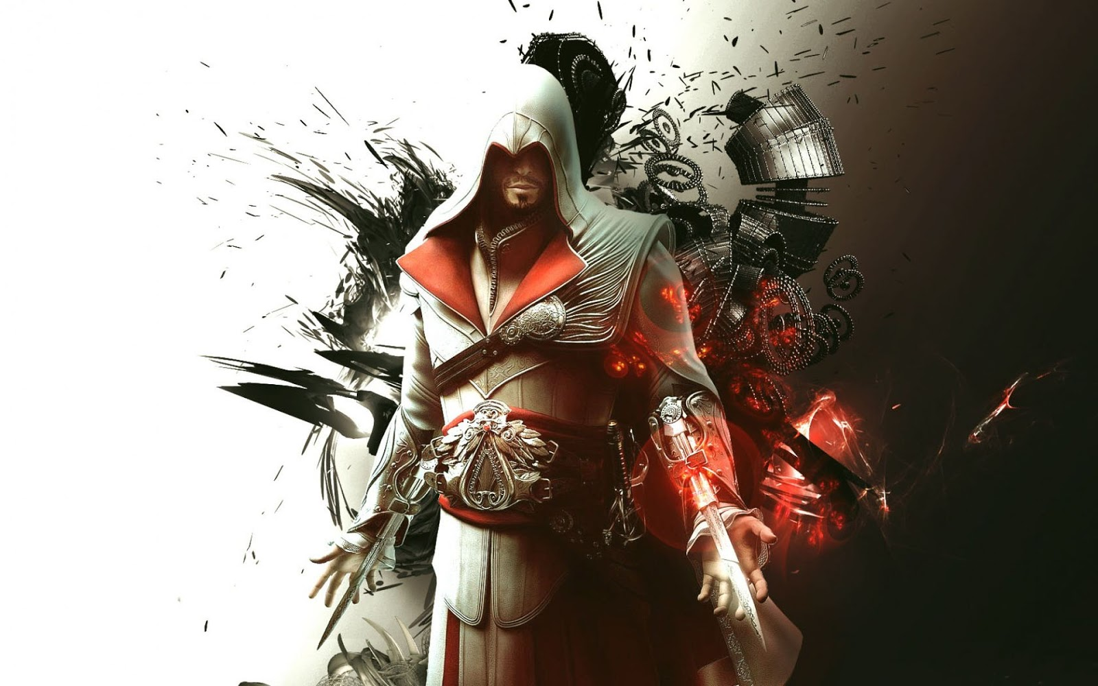 assassins creed 3 ds wallpapers