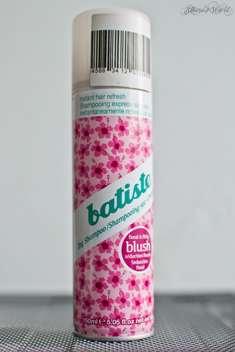 sampon uscat batiste blush