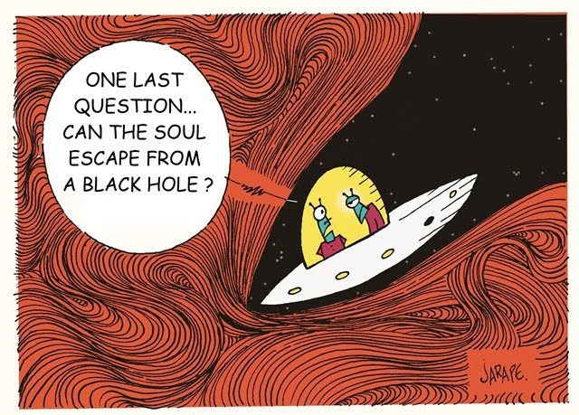 Soul and black hole