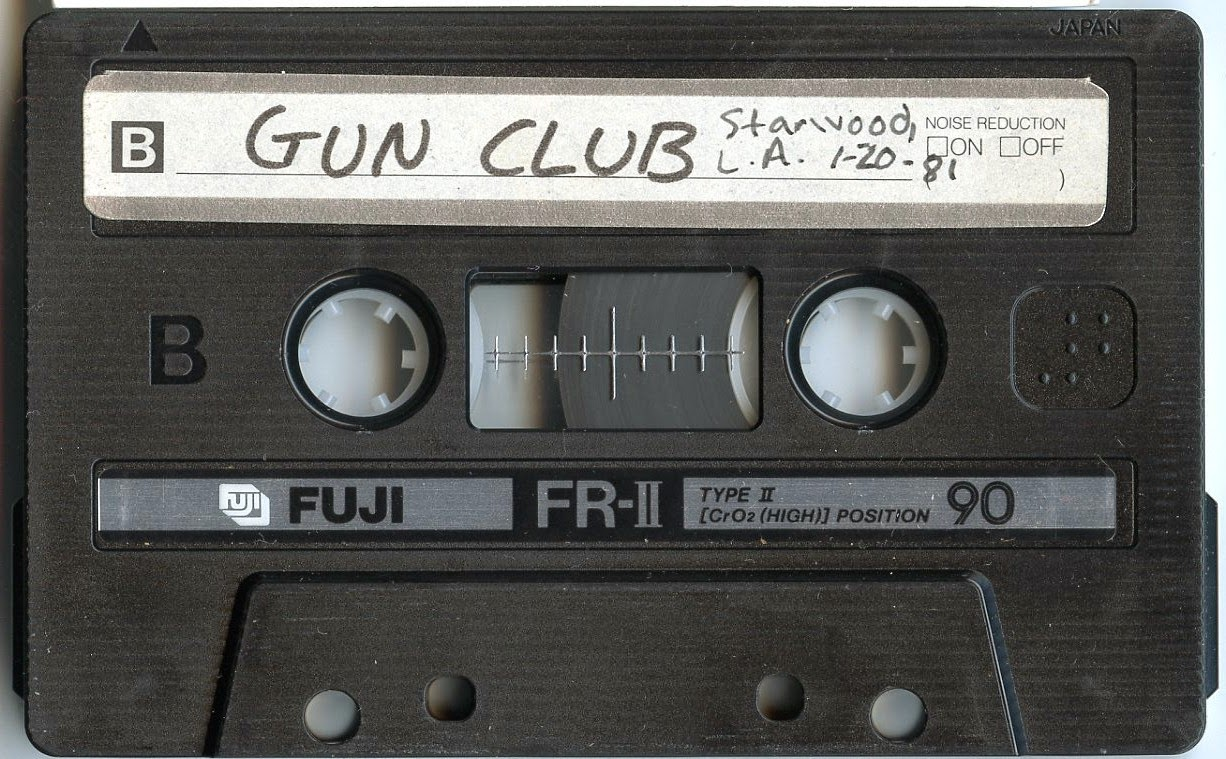 Gun Club Sex Beat 81