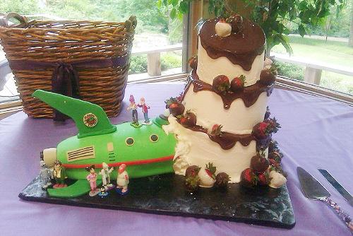 harga kue pernikahan