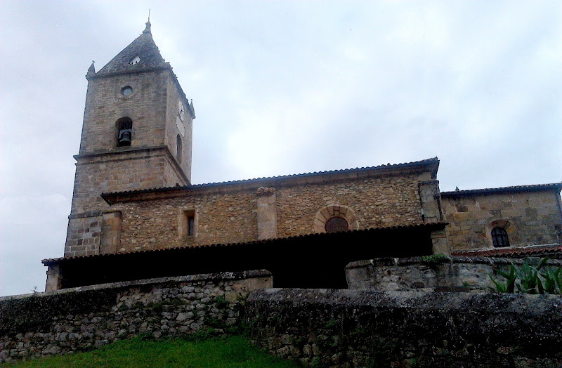 Iglesia de Santa Eulalia en Oruña