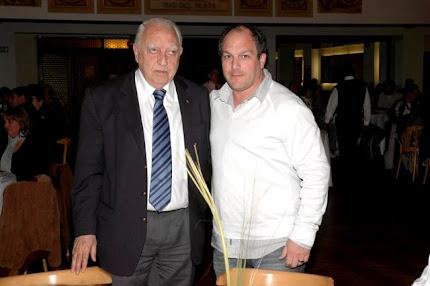 Gerardo Villadeamigo  Vicepresidente 1°