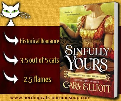 historical romance, cara elliott
