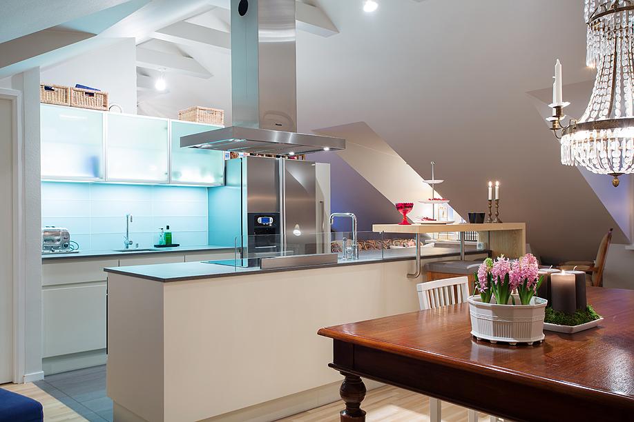 Espacios unificados cocina sal n comedor p gina 3 vogue for Cocinas y salones abiertos
