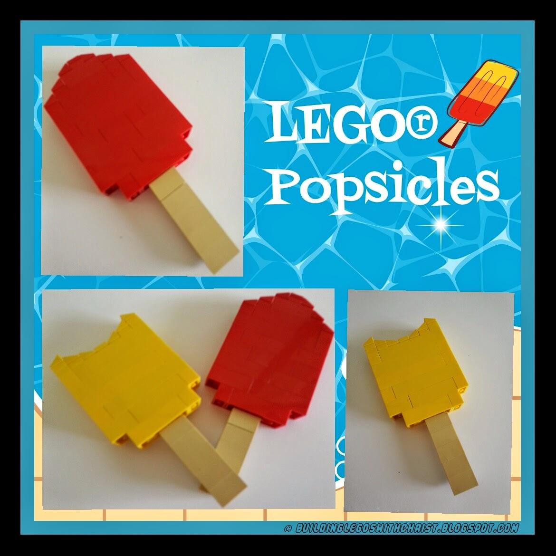 LEGO Popsicles