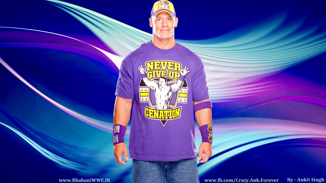 Images Colorfull Cena John Cena 13 Colorful Hd Wallpapers Designed By Ankit Singh