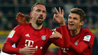 Moenchengladbach vs Bayern Munich 3-1 Video Gol & Highlights