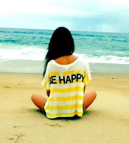 be happy without me